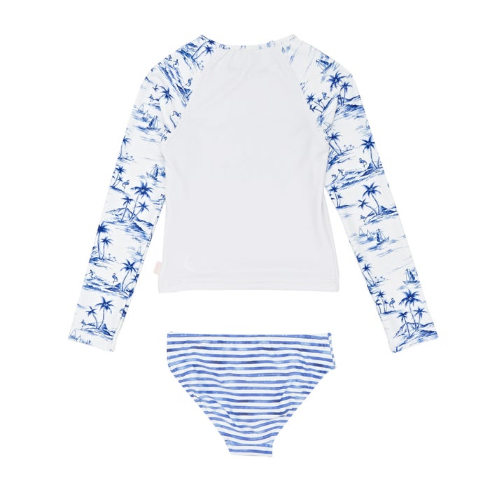 Seafolly Long Sleeve Surf Girls Tankinis