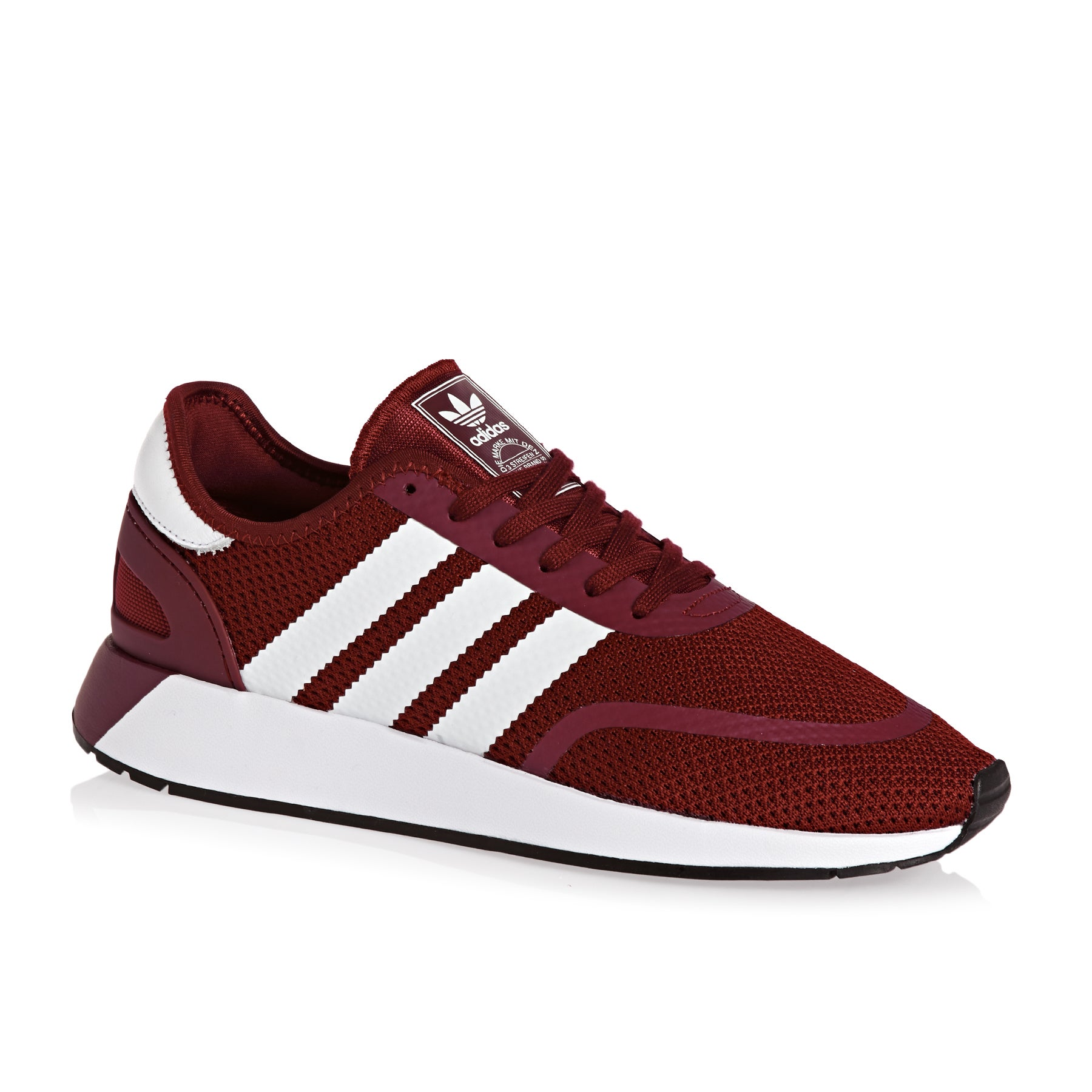 Adidas Originals N-5923 Shoes - Collegiate Burgundy White Black