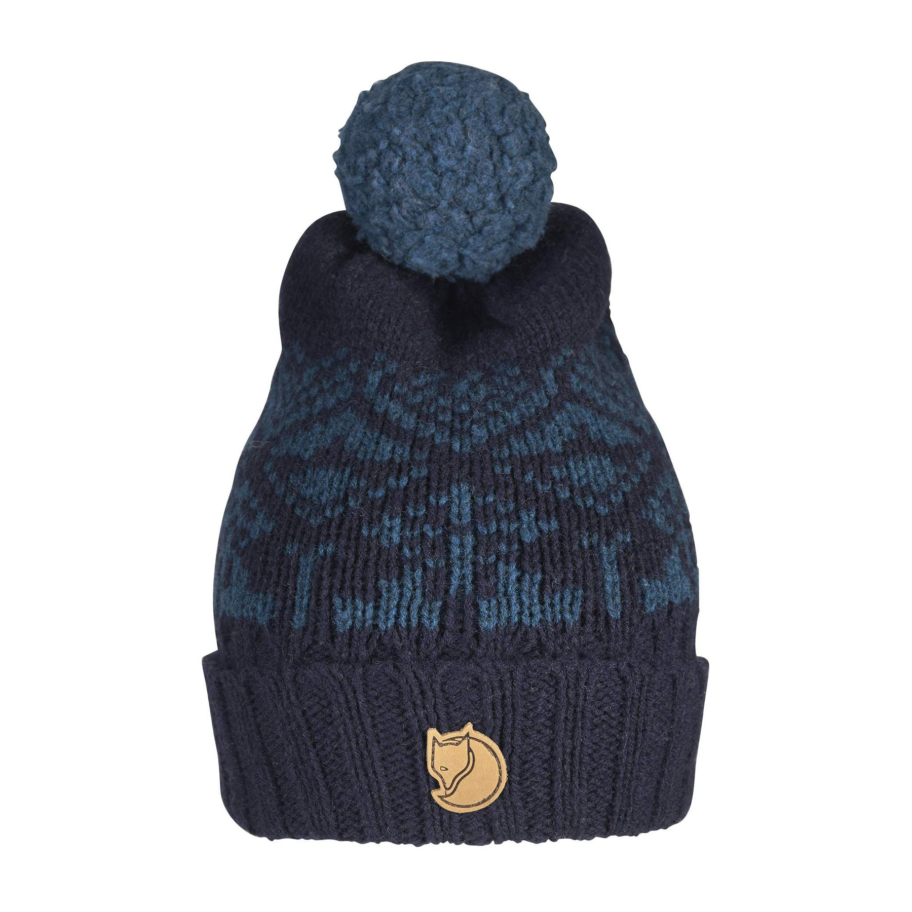 Fjallraven Snow Ball Hat Beanie - Storm
