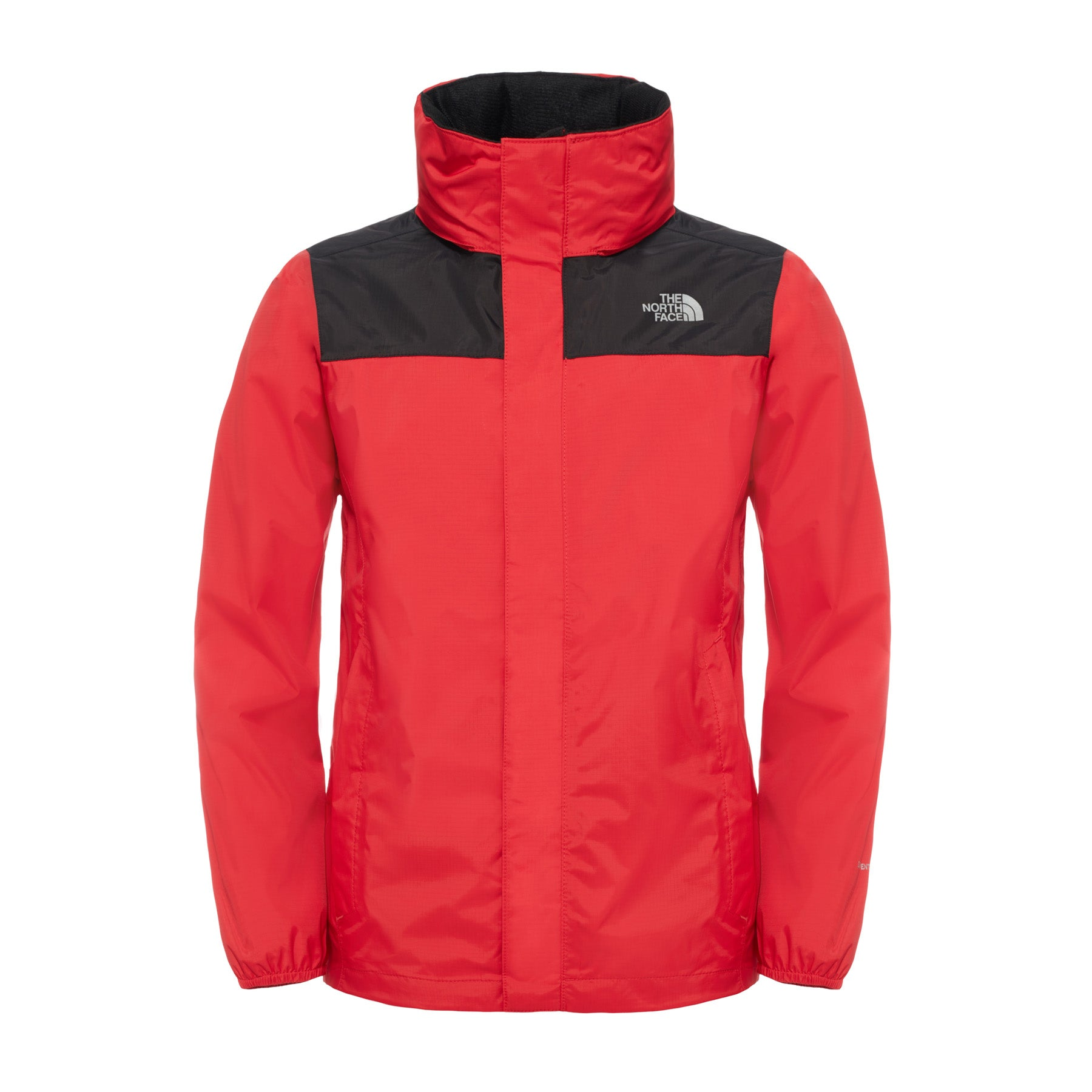 North Face Resolve Reflective Boys Jacket - TNF Red
