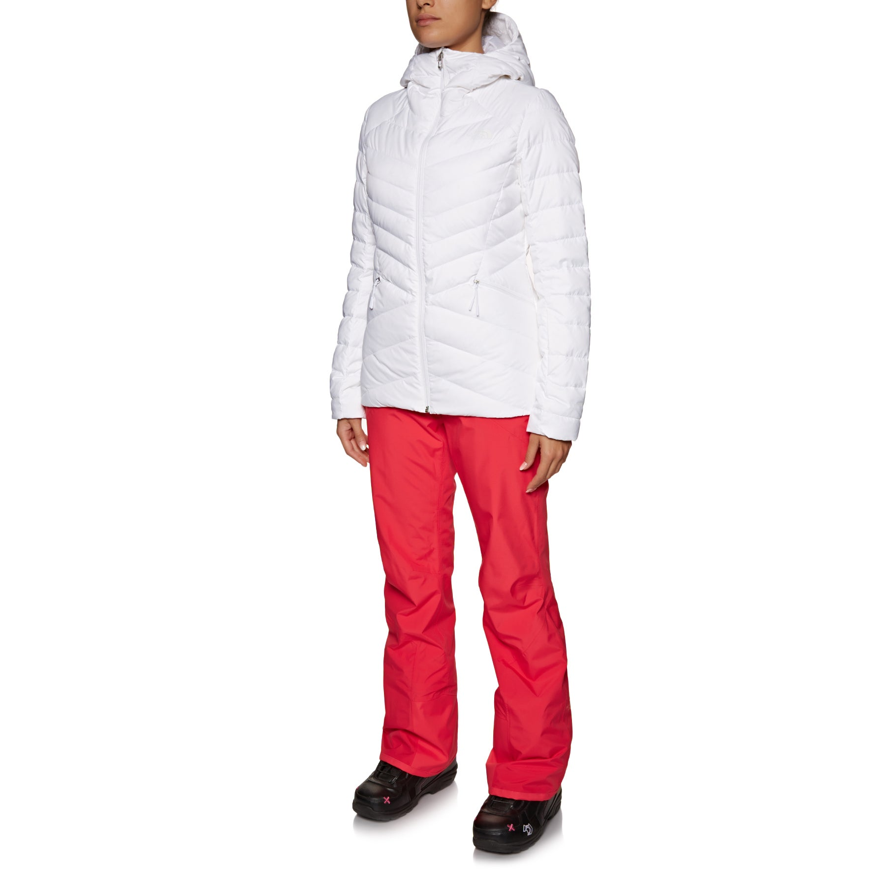ddadecd494b17 North Face Moonlight Down Womens Snow Jacket available from Surfdome