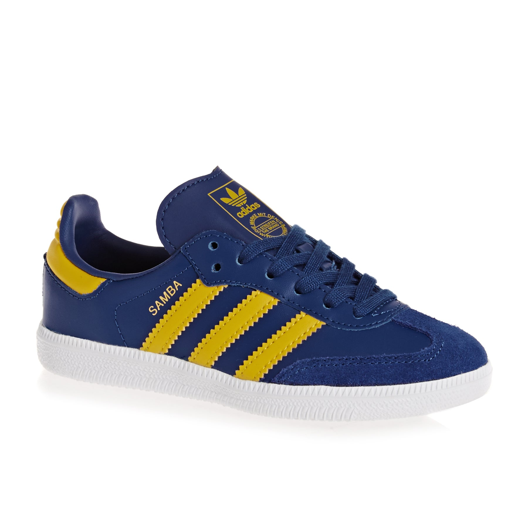 Adidas Originals Samba OG Crib Kids Shoes - Mysink/eqtyel/eqtyel