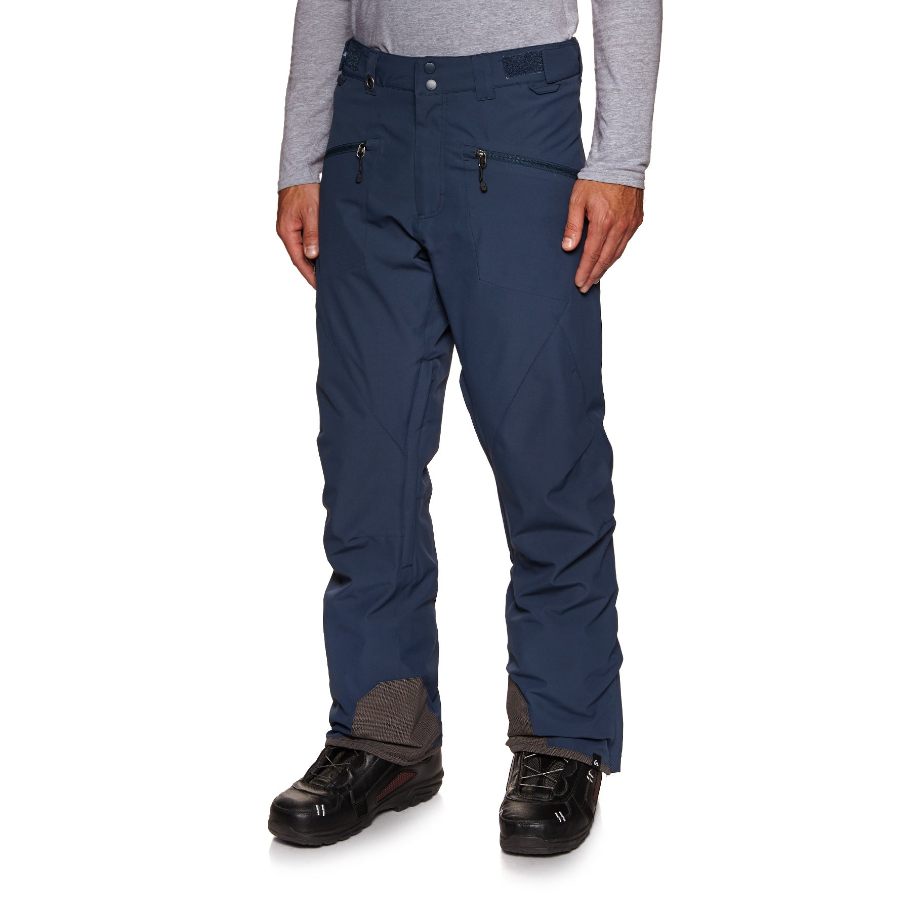 Pantalons pour Snowboard Quiksilver Mens Boundry - Dress Blues
