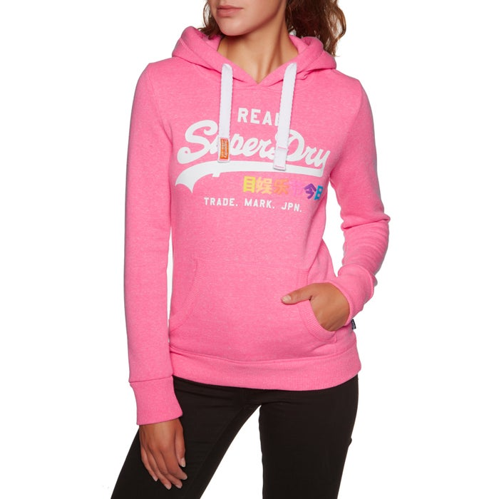 Pullover Senhora Superdry Vintage Logo Pop Entry