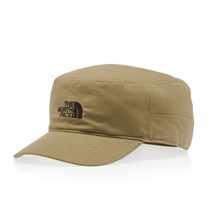 6d587837 North Face Logo Military Cap available from Surfdome