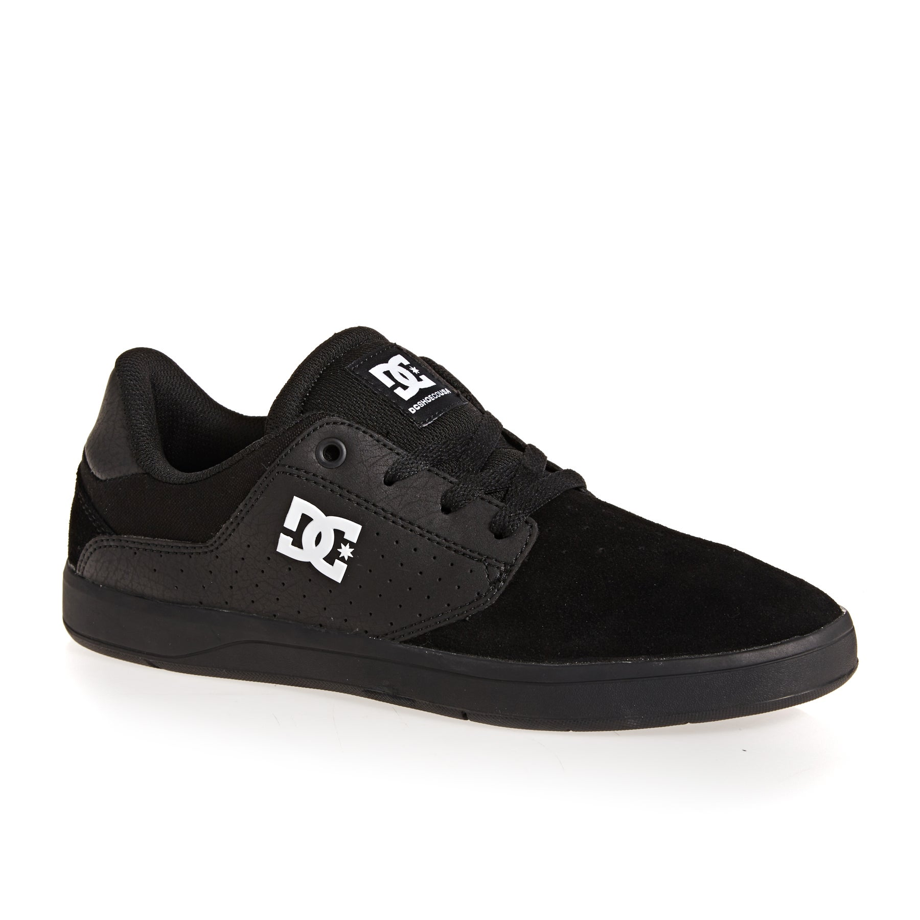 Chaussures DC Plaza TC - Black/black/white