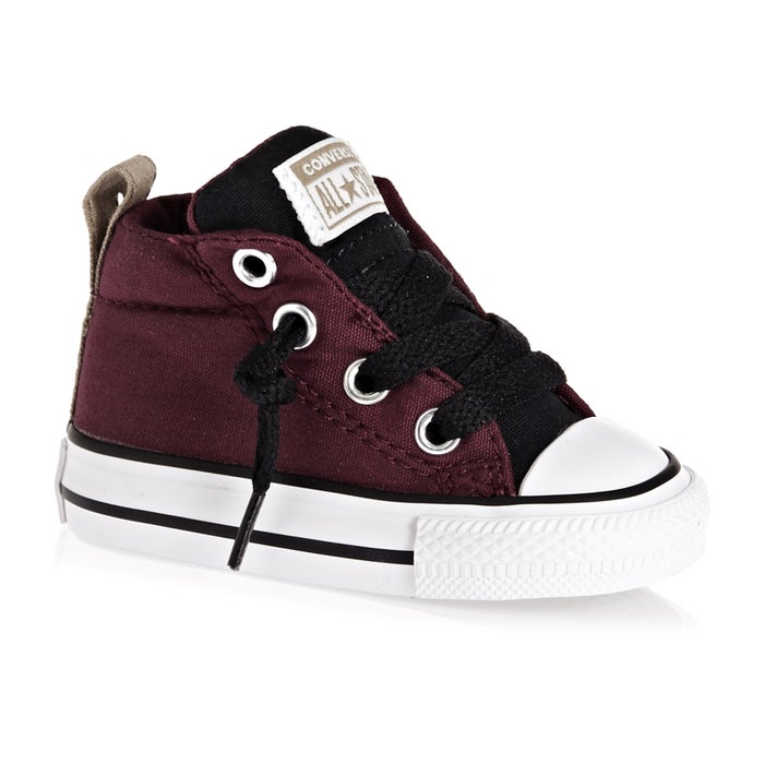 ea586cafddaf Converse Chuck Taylor All Star Street Mid Kids Shoes available from ...