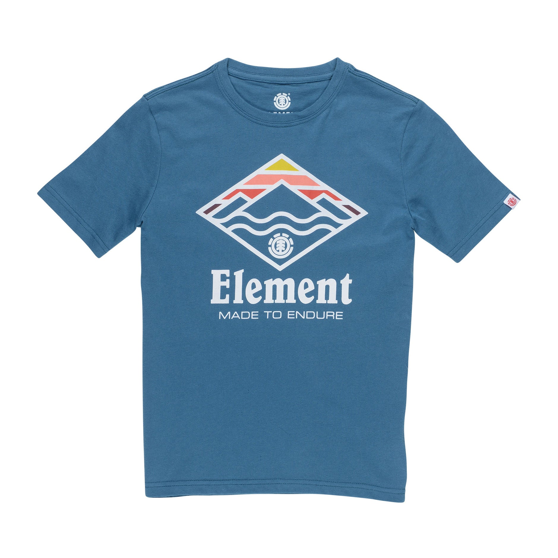Element Layer Boys Short Sleeve T-Shirt