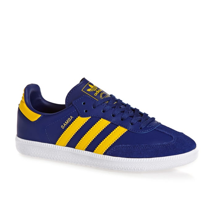 92ccec2811abd Adidas Originals Samba OG Junior Kids Shoes available from Surfdome