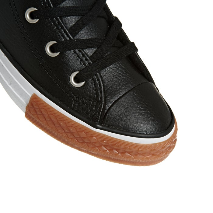 221d076036a Converse Chuck Taylor All Star Youth Classic Hi Leather Kinderen Schoenen
