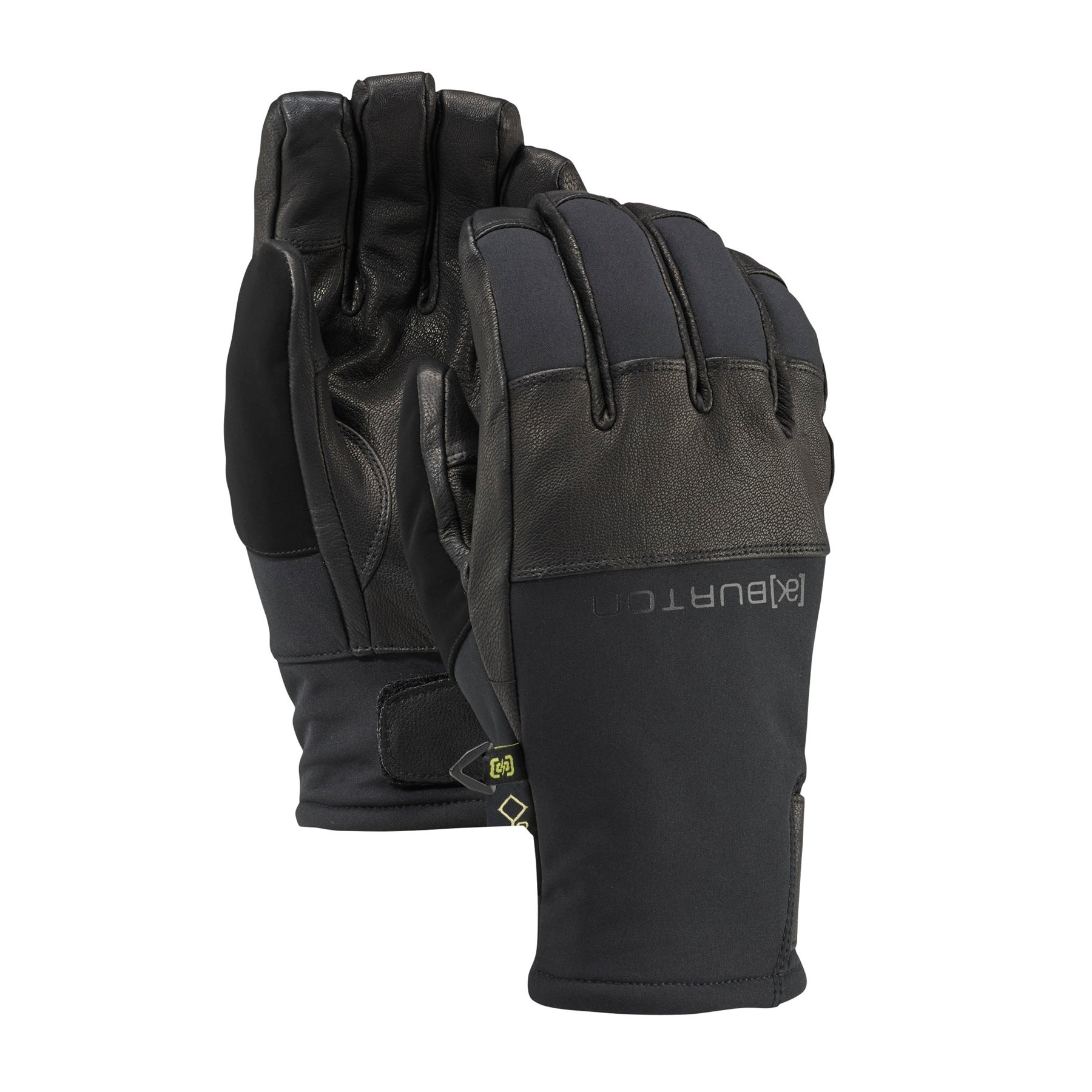 Burton AK Gore Clutch Snow Gloves - True Black