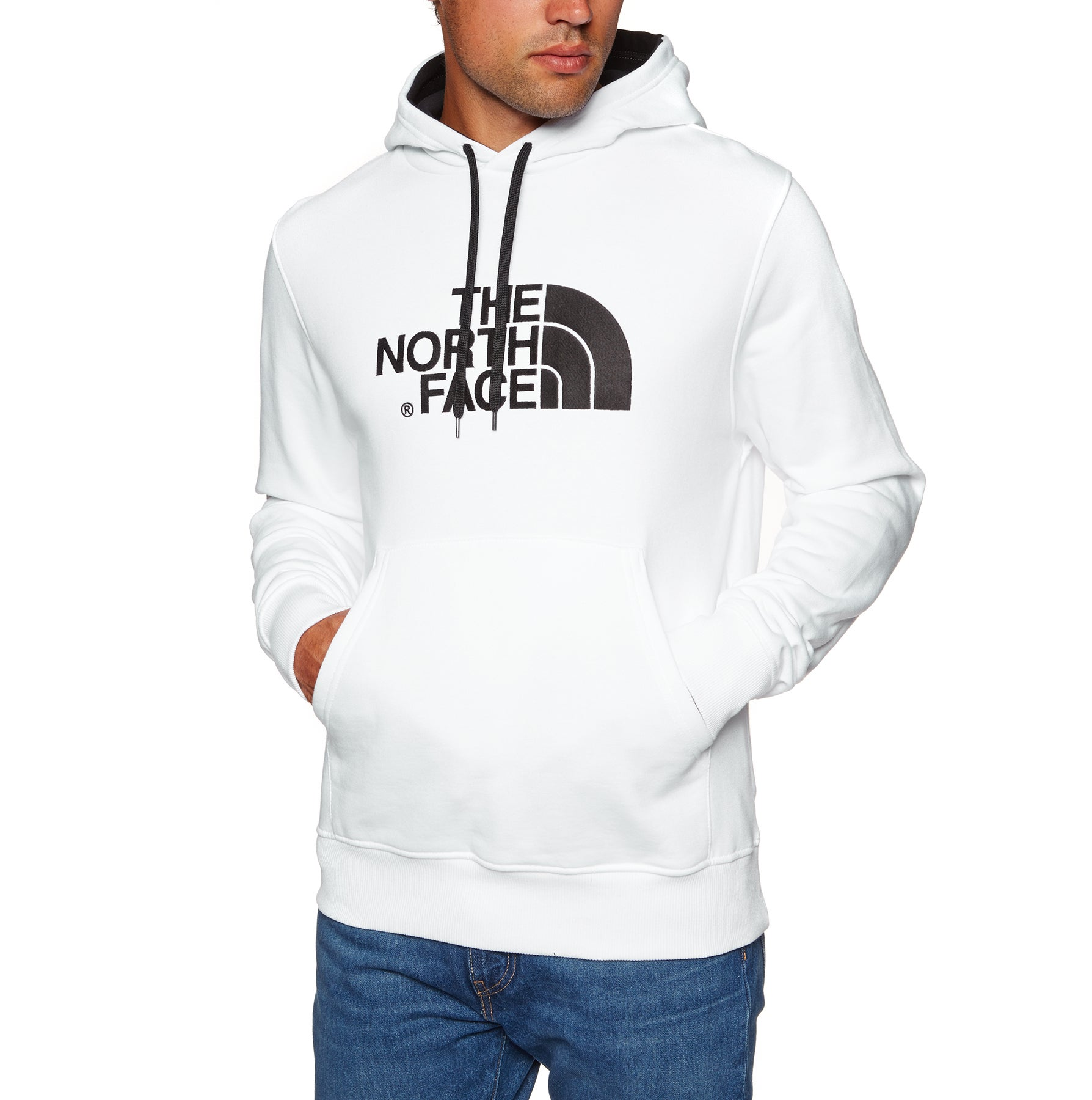 9baf8e78e North Face Drew Peak Pullover Hoody available from Surfdome