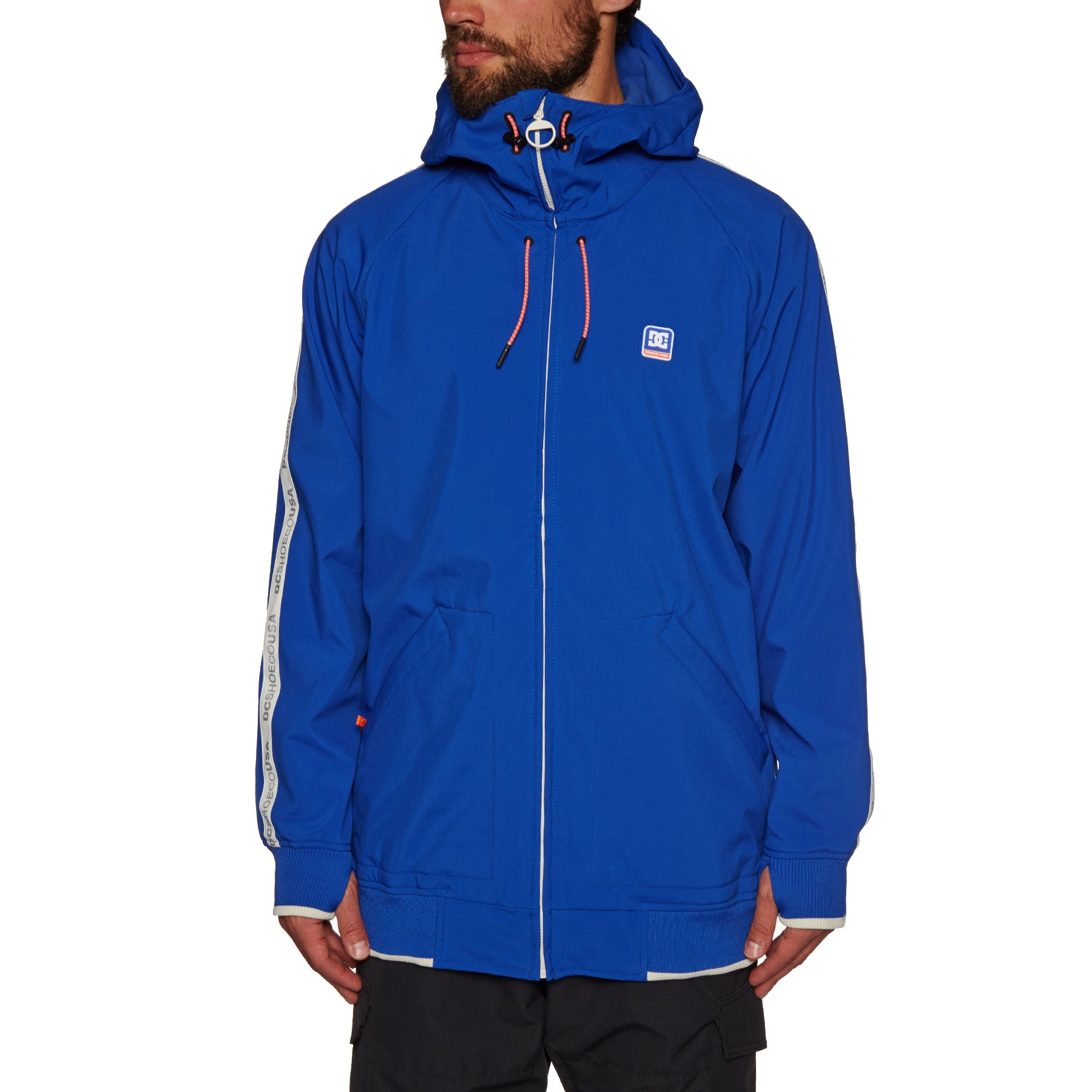 DC Spectrum Snow Jacket - Surf The Web