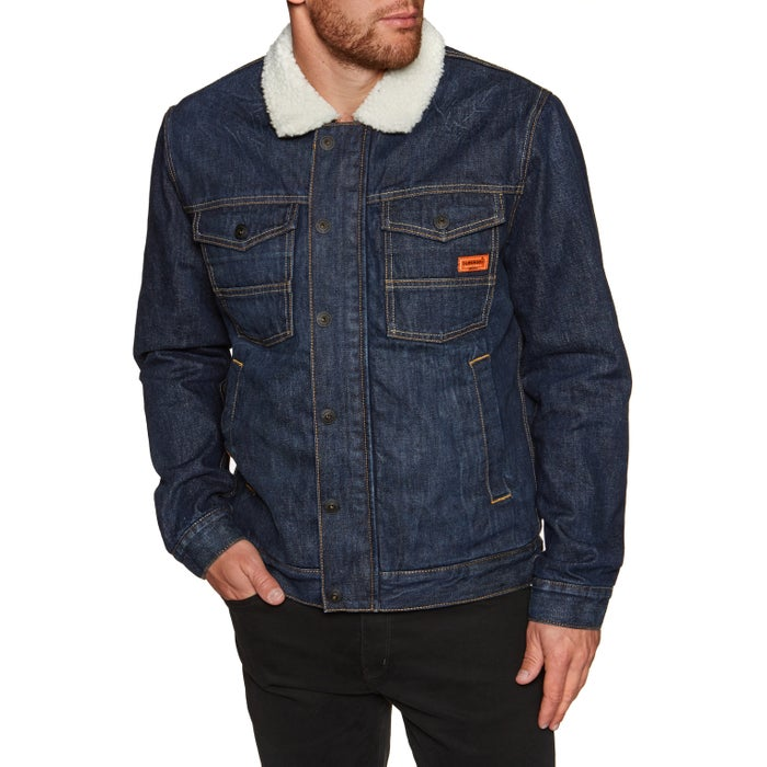 02c52faeedf0c Superdry Hacienda Trucker Jacket available from Surfdome