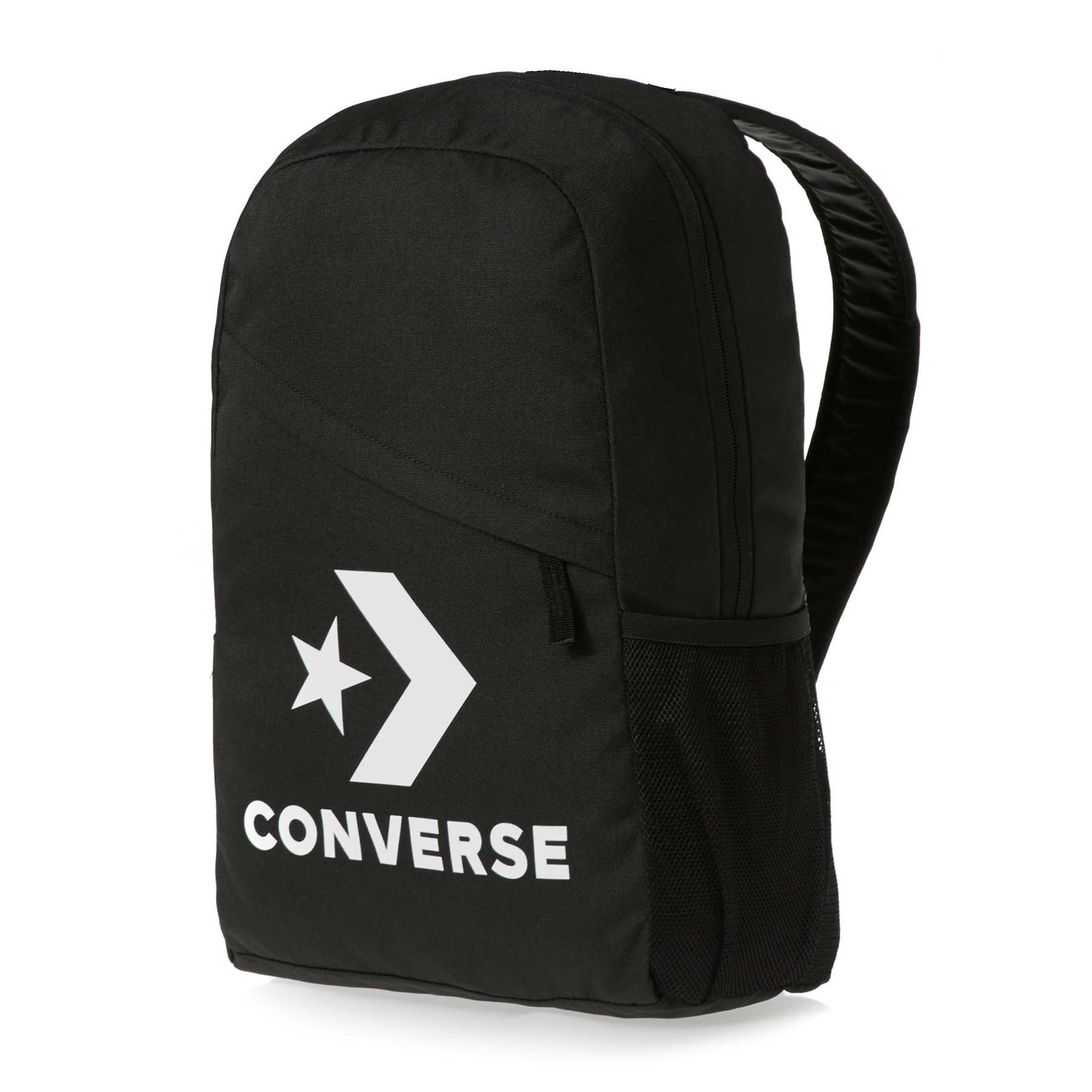 Converse 2018 Star Chevron Speed Backpack - Black