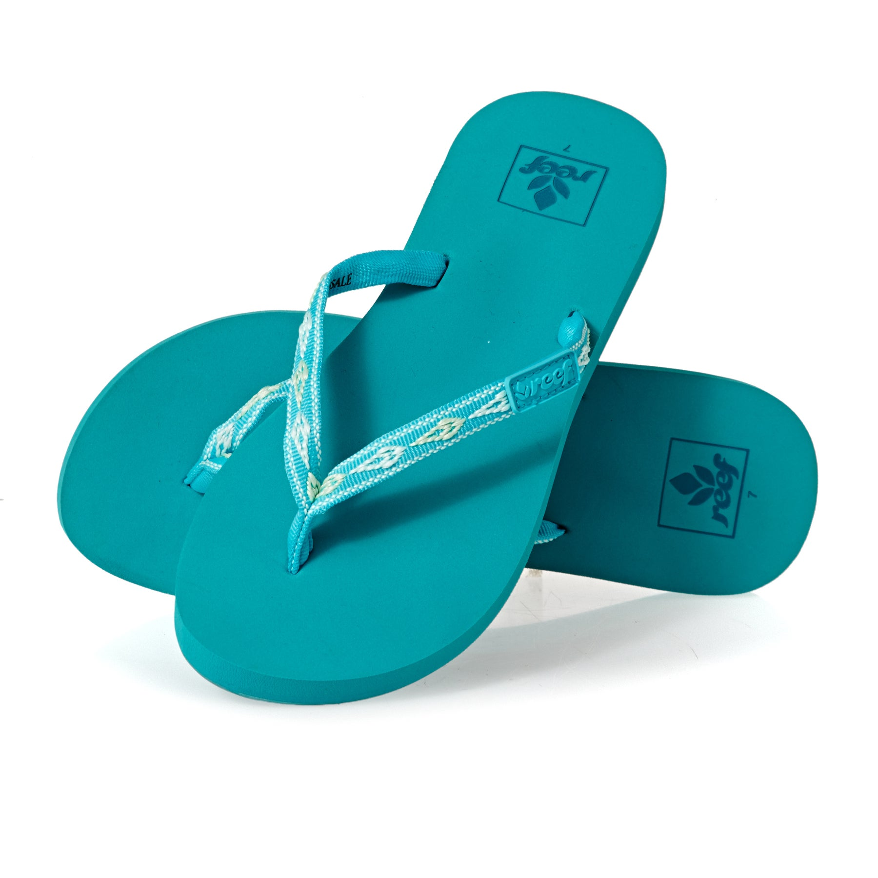 Reef Ginger Womens Sandals - Tropical Aqua