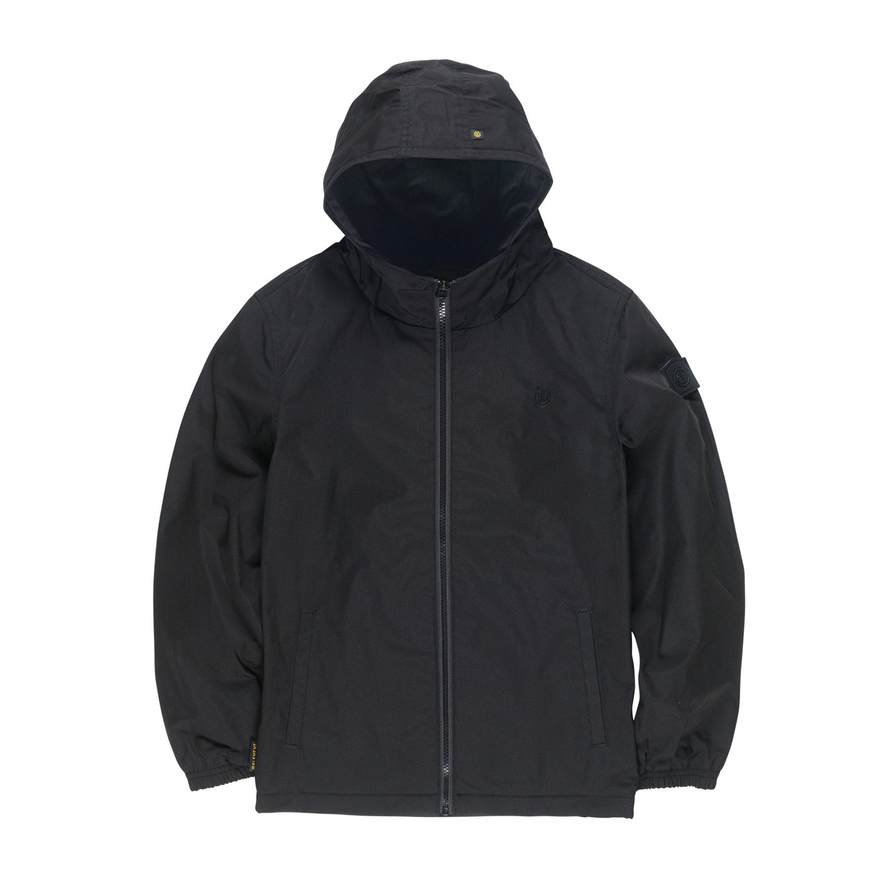 Chaqueta Boys Element Alder - Flint Black