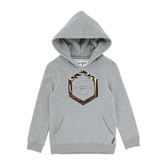fe3a2d7d8a100 Billabong Howling Boys Pullover Hoody available from Surfdome