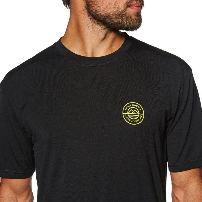 Mons Royale Icon Tee Base Layer Top