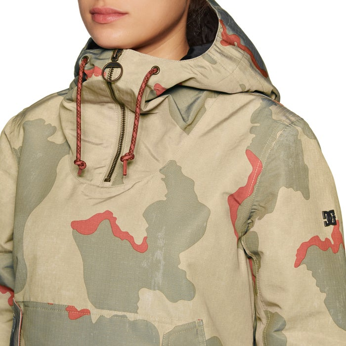 917880a6d6f DC Skyline Womens Snow Jacket available from Surfdome