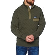 Patagonia Organic Cotton Quilt Snap-T Pullover Sweater