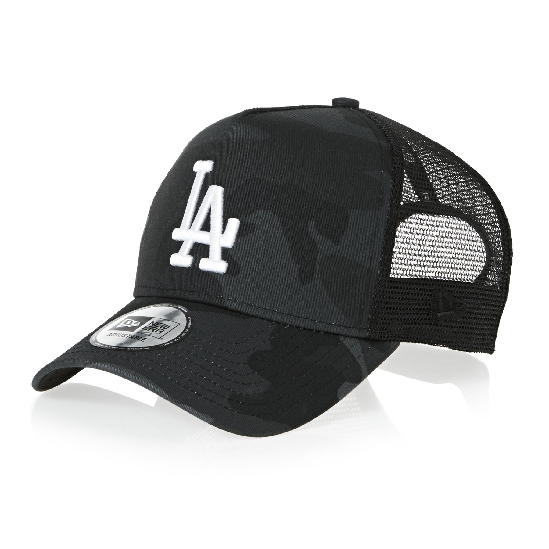Gorro New Era Camo Color 9Forty AF Trucker - Los Angeles Dodgers