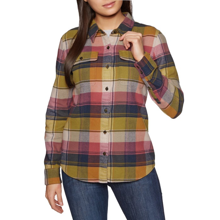 a837e027 Patagonia Fjord Flannel Womens Shirt available from Surfdome