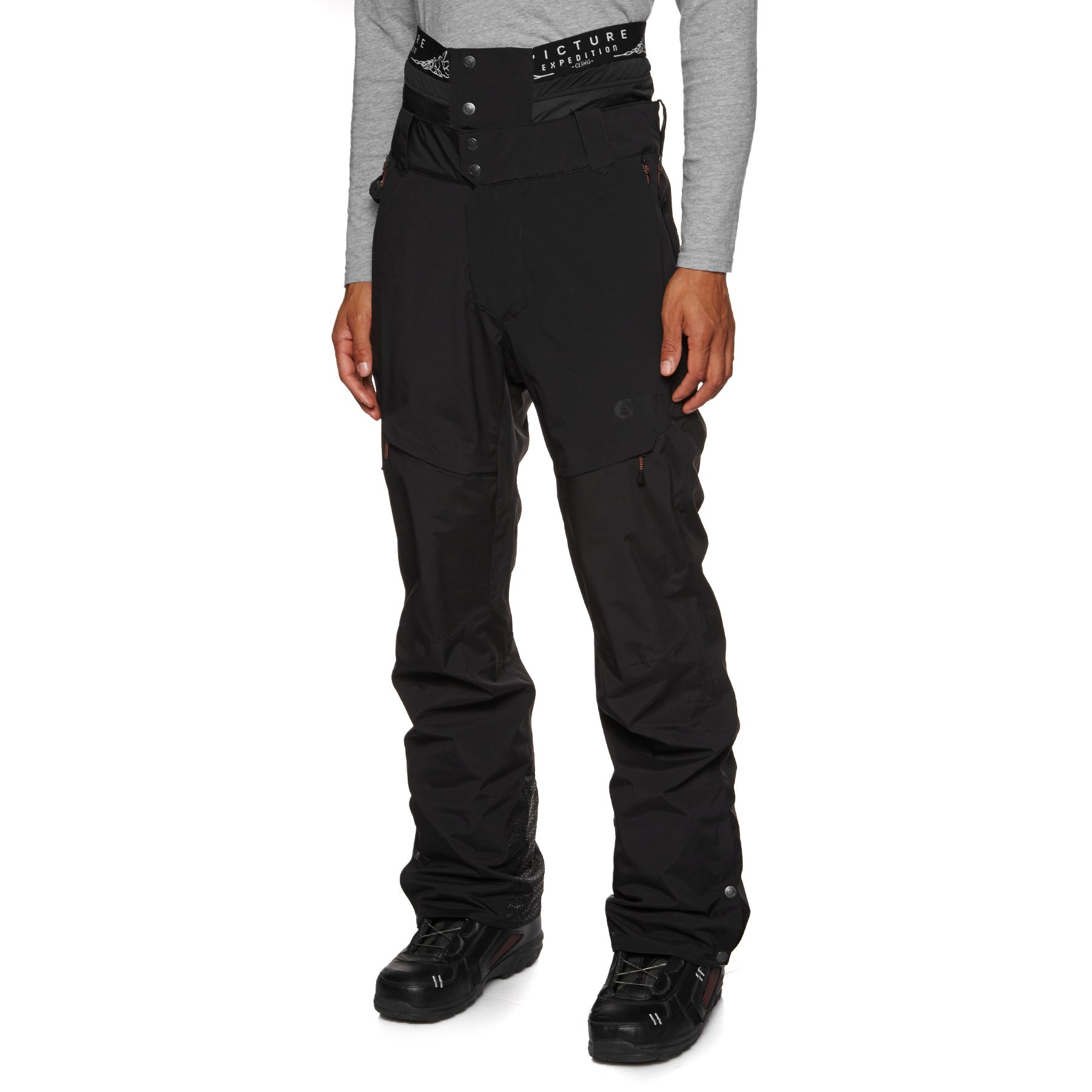 Picture Organic Naikoon Snow Pant - Full Black