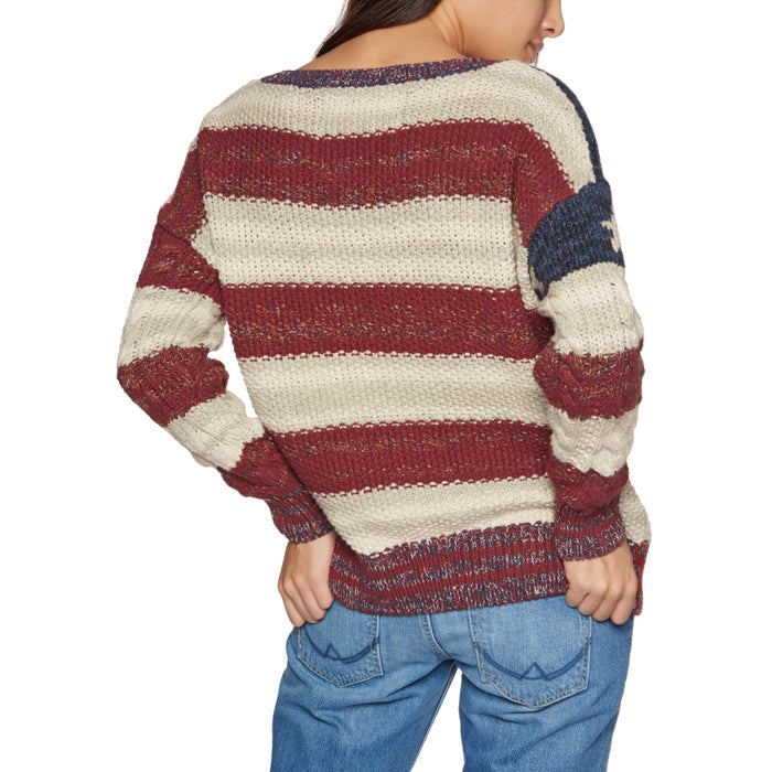 c37b5395a Superdry Americana Cable Knit Womens Knits available from Surfdome