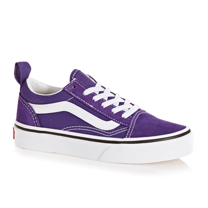 942eb2c6 Vans Old Skool Elastic Lace Kids Shoes available from Surfdome
