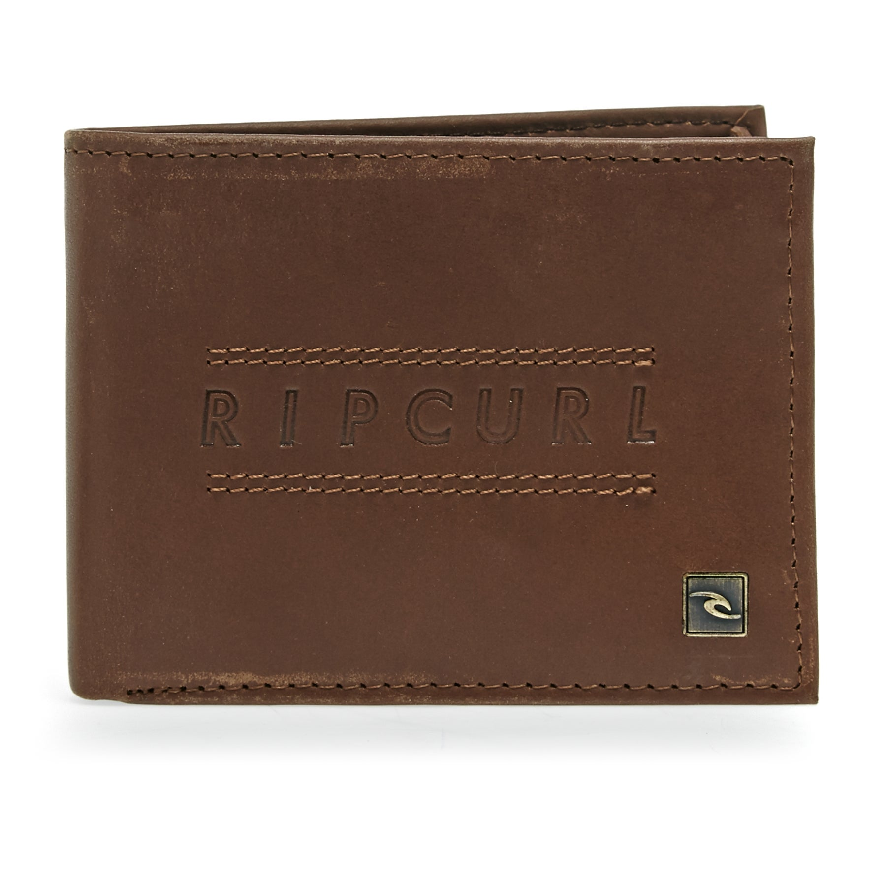 Rip Curl Classic Rfid All Day Wallet - Brown