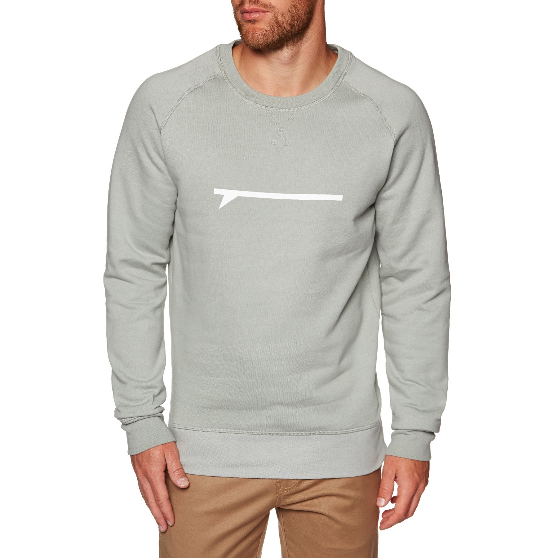 ec894e0a6f Surf Perimeters The Icon Crew Sweater available from Surfdome