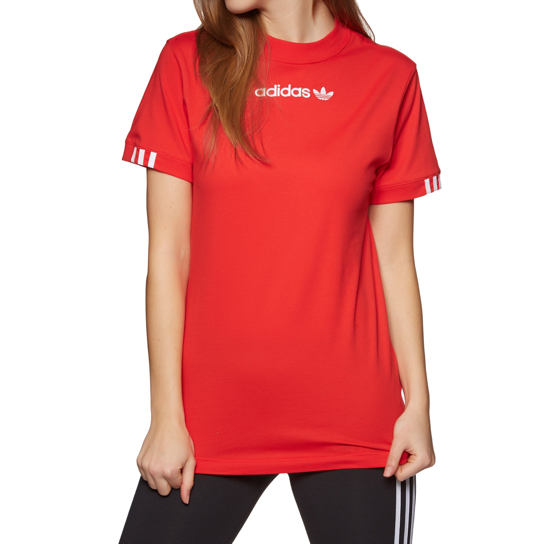 afa99144d08 Adidas Originals Coeeze Womens Short Sleeve T-Shirt available from ...