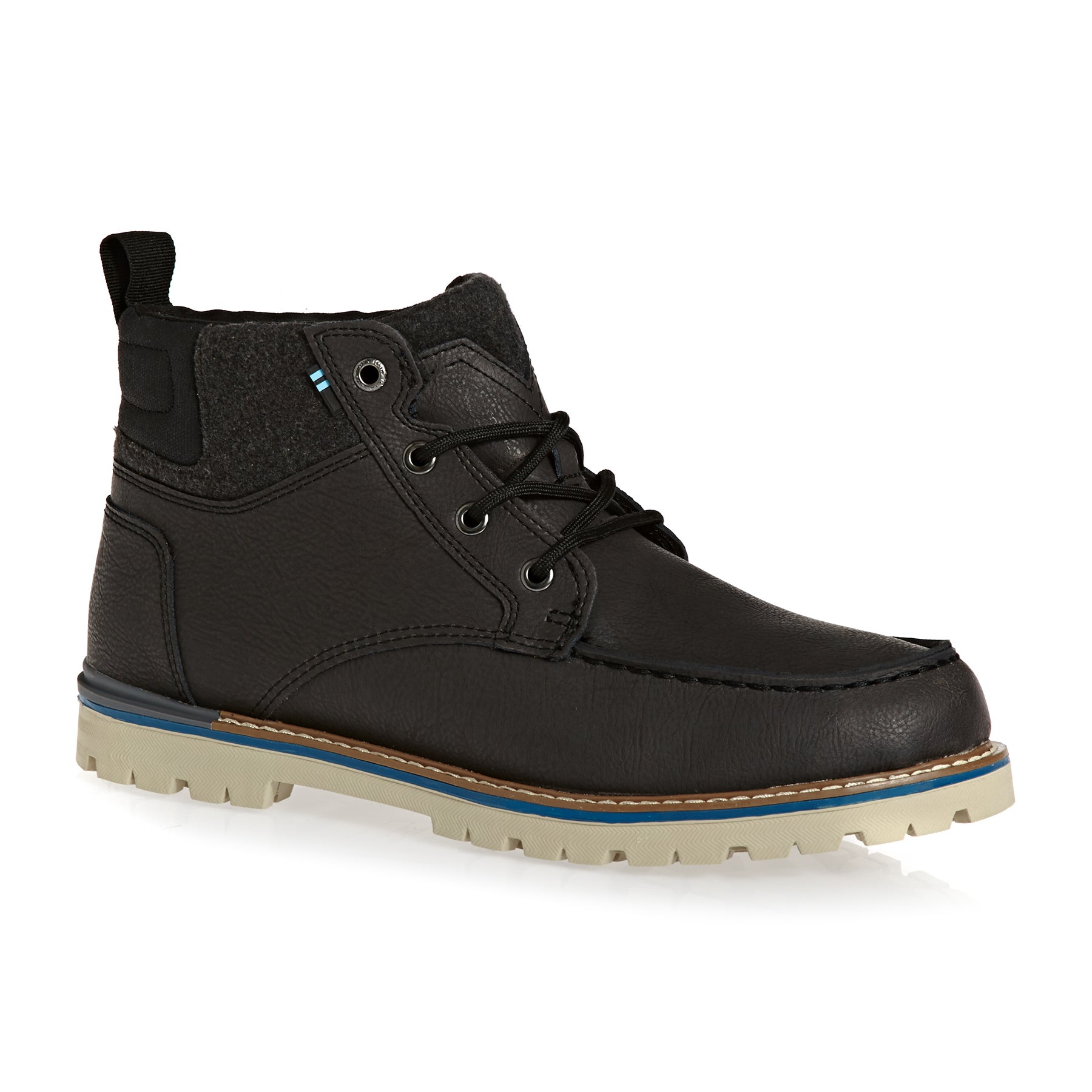 Toms Hawthorne Waterproof Boots - Forged Iron Grey