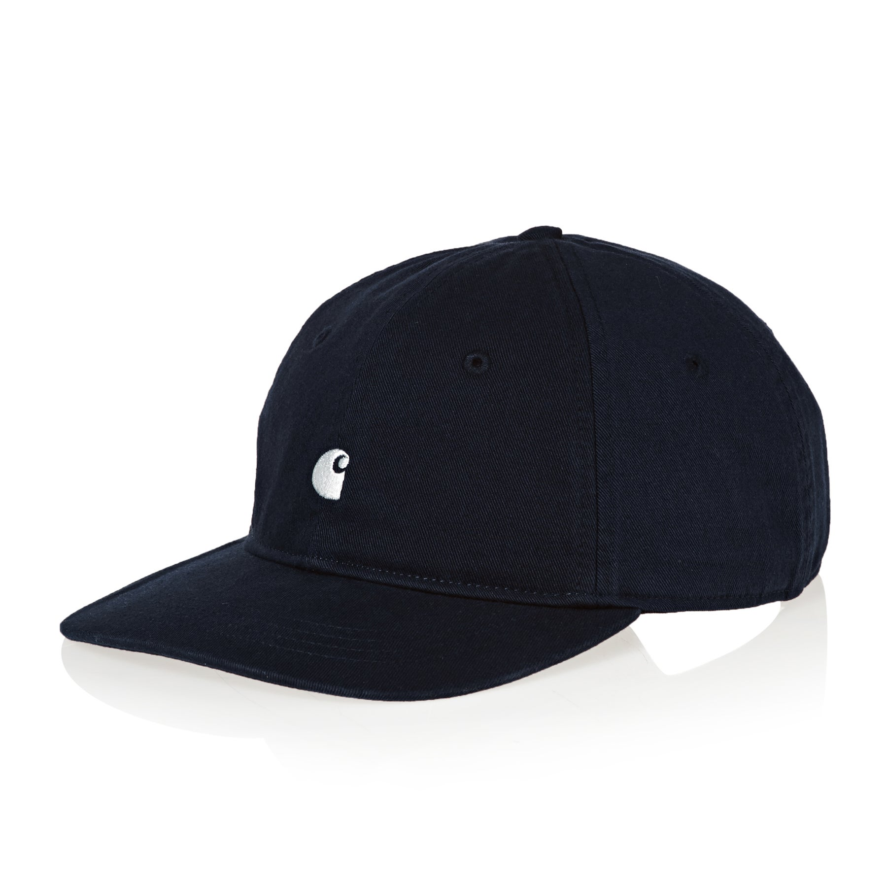 Casquette Carhartt Madison Logo - Dark Navy White