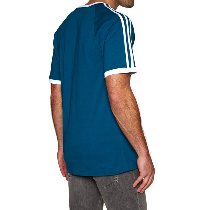 Adidas Originals 3 Stripes Short Sleeve T-Shirt