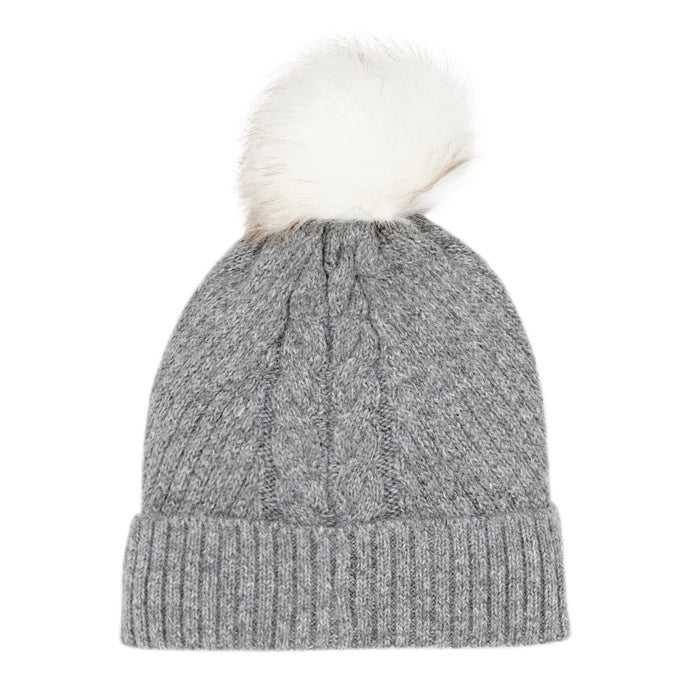 jack wills dorchester cable hat womens beanie available. Black Bedroom Furniture Sets. Home Design Ideas