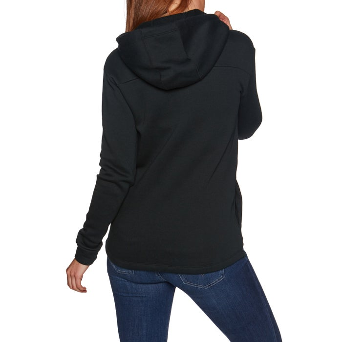 Hurley One & Only Fleece Womens Pullover Hoody