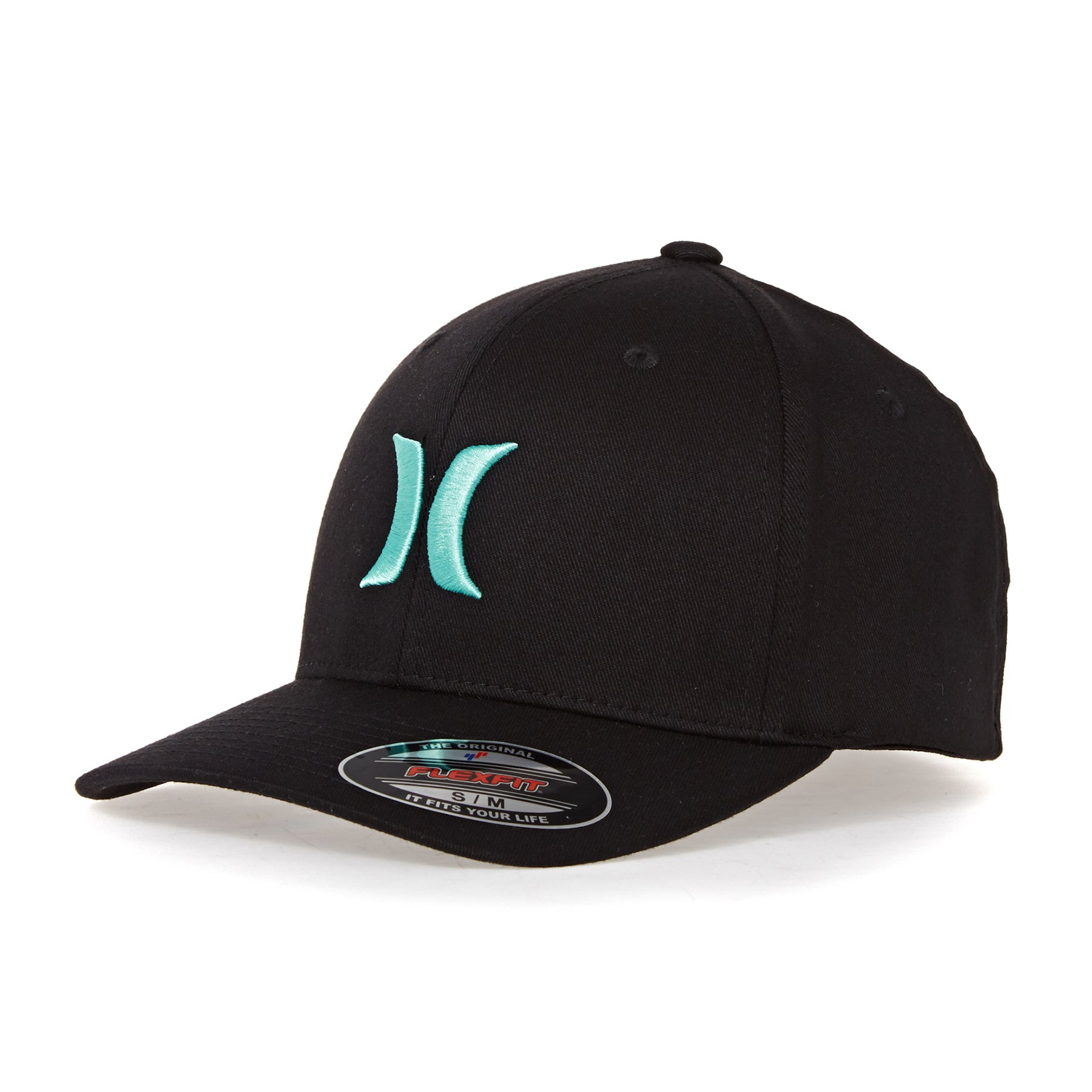 Hurley One And Only Cap - Black Tropical Twist