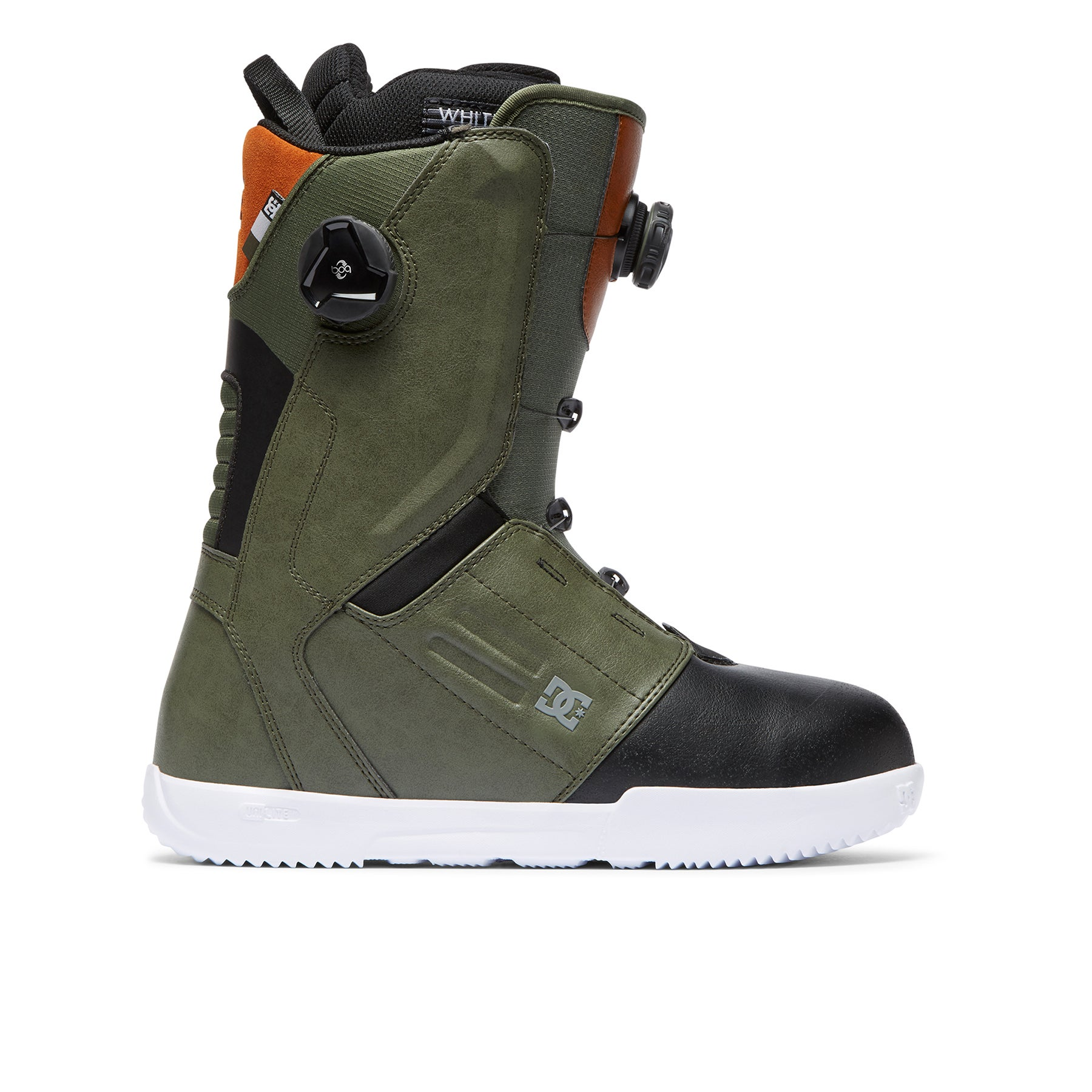 DC Control BOAX Snowboard Boots - Beetle