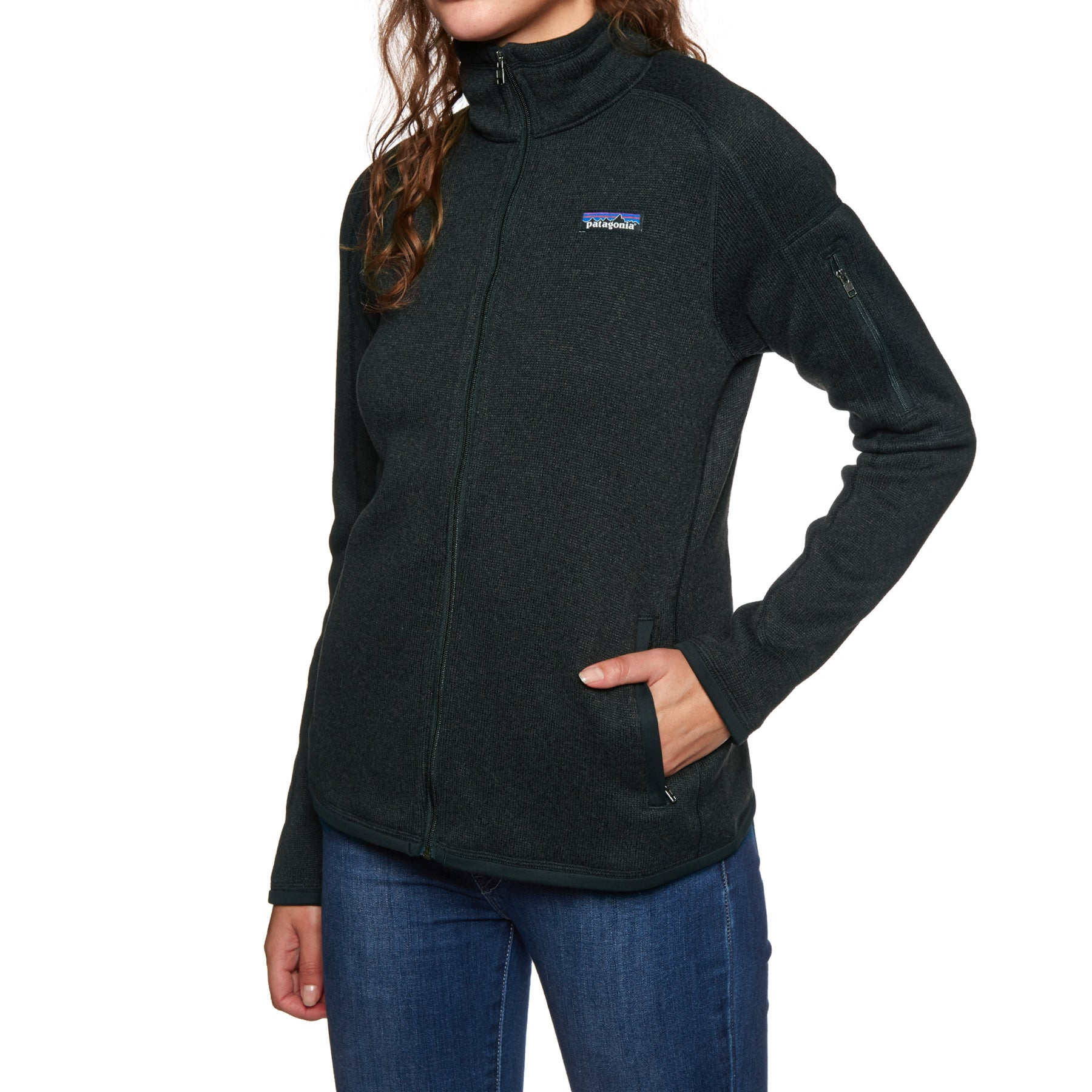 Patagonia Better Sweater Womens Fleece - Black
