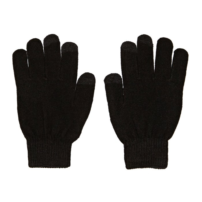 Solta Warm Knitted Palm Grip Gloves