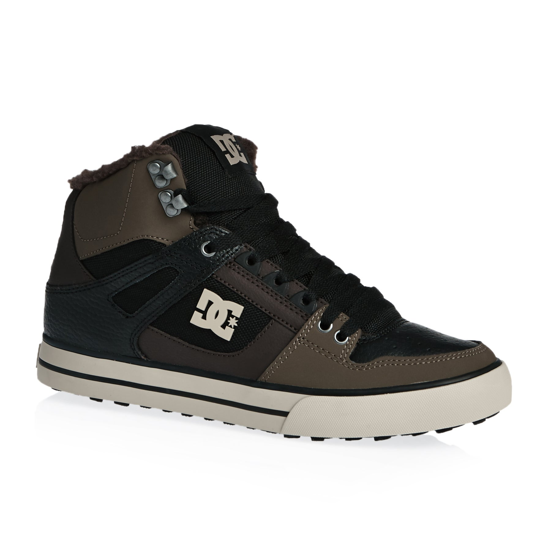 Chaussures DC Pure High Top WC - Olive