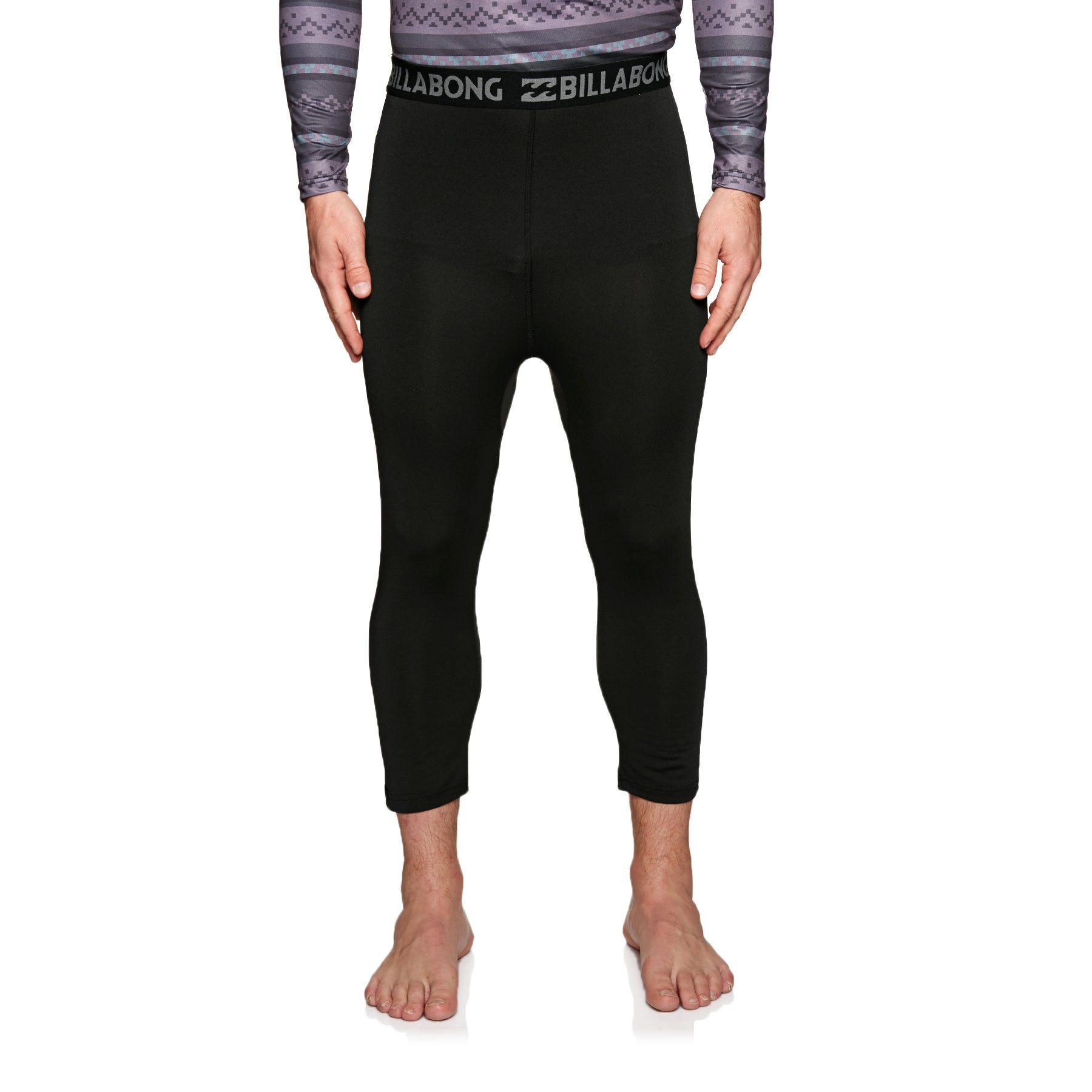 Billabong Operator Base Layer Leggings - Black