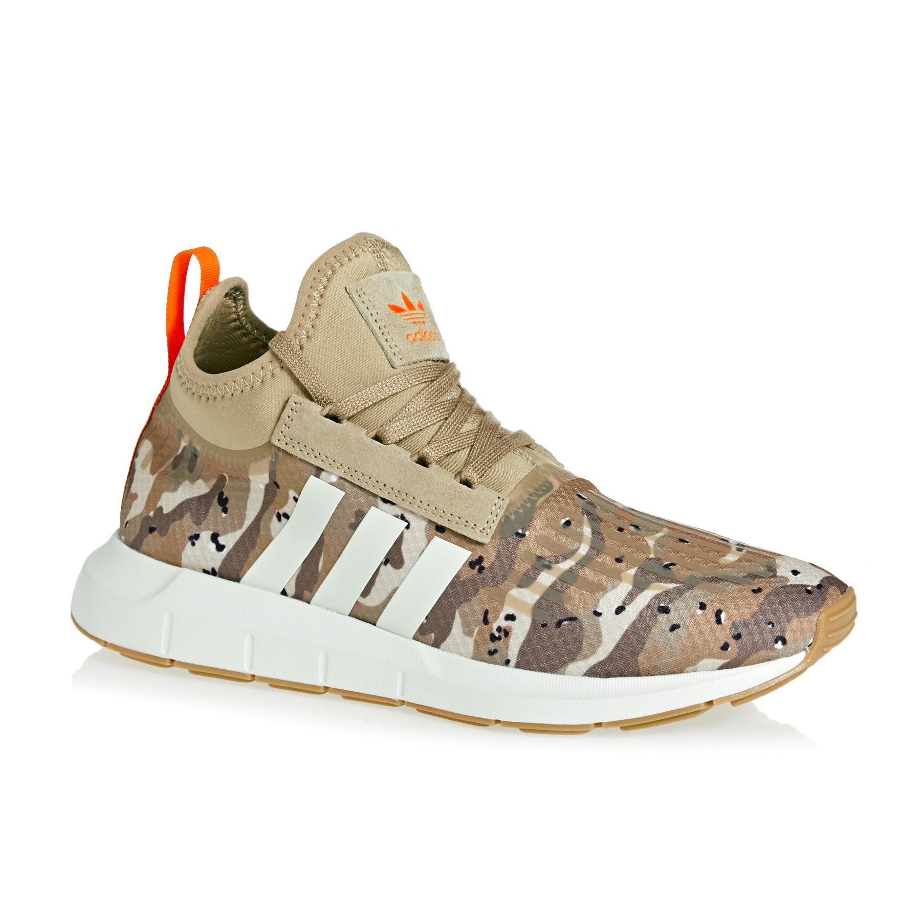 Adidas Originals Swift Run Barrier Shoes - Cardboard White Orange