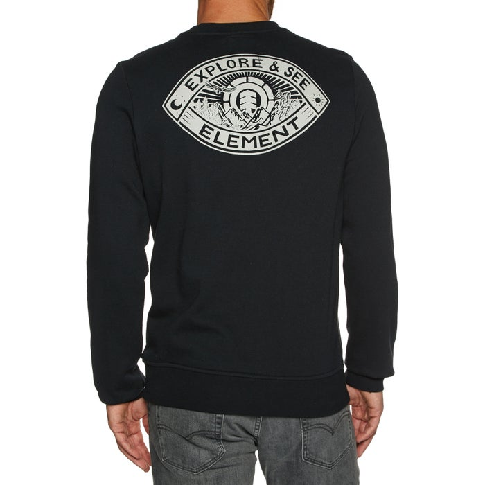 Sudadera Element Eye Crew