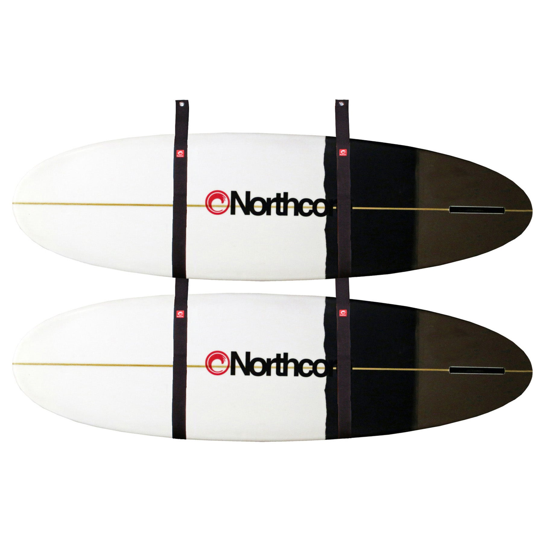 Northcore Surfboard Display Sling Double Surf Tool - Black