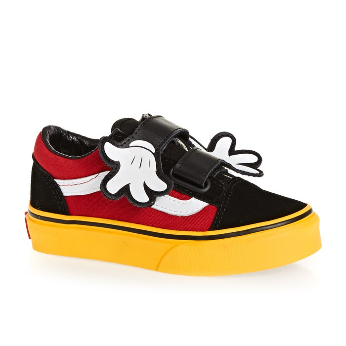 0b34316a4 Vans Old Skool V Kids Shoes available from Surfdome