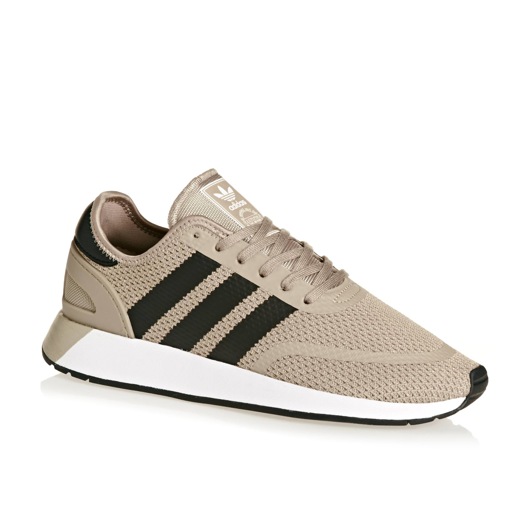 Adidas Originals N-5923 Shoes - Tan Black White