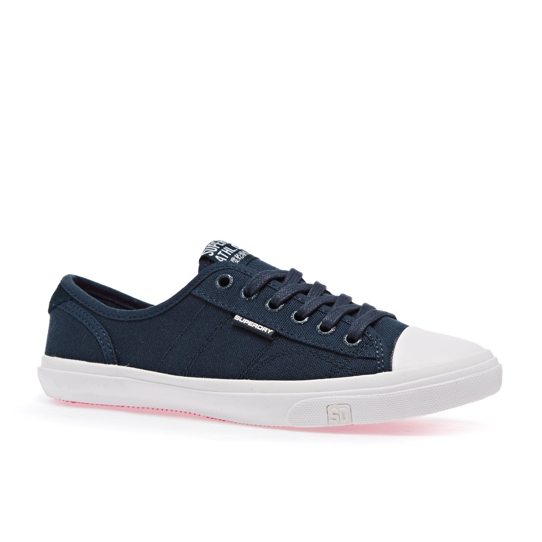 Chaussures Femme Superdry Low Pro - Navy